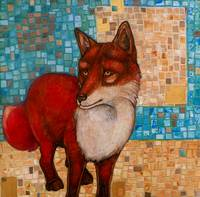 The Sacred Observer (The Red Fox)