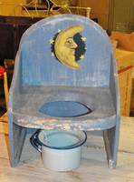 Potty chair antique