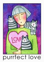 Cupid Cats No. 2