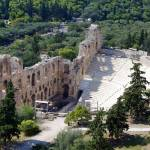"""The theater of Herod Atticus"" by kos29"