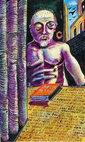 Dada Danu Self-Portrait