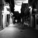 """Old town dusk"" by PersonalAndSingular"