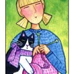 """""""In Stitches No. 3"""" by SusanFaye"""