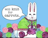 Knitting For Carrots