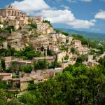 """Gordes Hill Town (Provence)"" by Inge-Johnsson"
