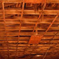Weathered Rafters