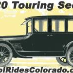 """1920 Buick Touring Sedan"" by JeffTimmons"