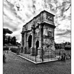 """Roma, arco di Costantino"" by DanieleLembo"
