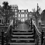"""Amsterdam in b&w"" by DanieleLembo"