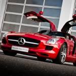 """Mercedes Benz SLS AMG"" by oliverpohlmann"