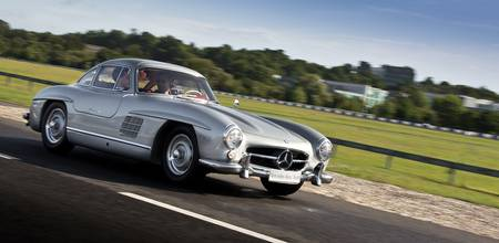 Mercedes Benz SL300 Gullwing
