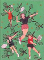 Copy of TENNIS GIRLS BACGROUND RACQUETS