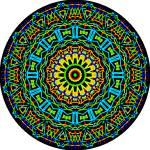 """Mandala 005"" by Atomsplitter"