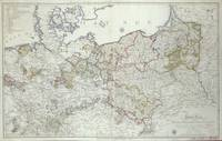 Map of the Prussian States