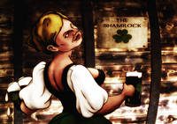 The Shamrock's Wench