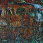 """Rusted Truck"" by kurtblume"