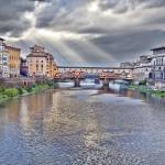 """Ponte Vecchio in Florence Italy"" by lillisphotography"