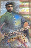 Black Civil War Soldier