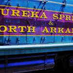 """Eureka Springs Railroad"" by seymorejones"