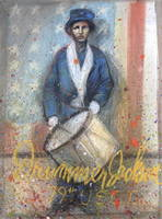 Black Civil War Drummer