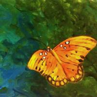 Butterfly Art Prints & Posters by Theodora Ruhs