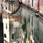 """Reflections in Canal in Venice"" by lillisphotography"