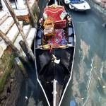 """Gondola in Venetian Canal"" by lillisphotography"