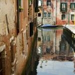 """Canal Reflections in Venice, Italy"" by lillisphotography"