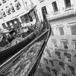 """Gondolas in Venice"" by lillisphotography"