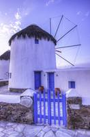 Mykonos Windmill Home