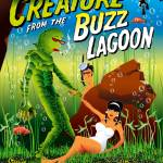 """Creature from Buzz lagoon"" by cyril_guru"