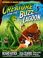 Creature from Buzz lagoon