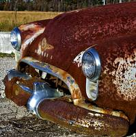 Rusty Face Olds