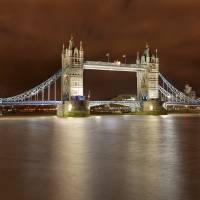 Tower Bridge Art Prints & Posters by Sebastian Wasek
