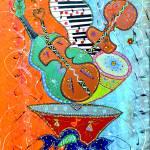 """Jazzy Sunshine"" by Adka"