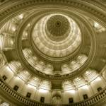 """Texas State Capitol Rotunda"" by dawilson"