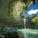 """Hamilton Pool, Texas"" by dawilson"
