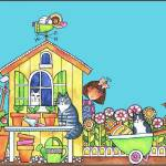 """""""The Garden Shed (no text)"""" by SusanFaye"""