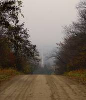 Rural Road on the Niagara Escarpment