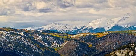 Rocky Mountain Autumn