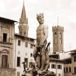 """""""Palazzo Vecchio Statue"""" by DonnaCorless"""