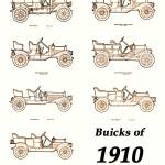 """1910 Buick Poster"" by JeffTimmons"