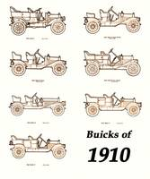 1910 Buick Poster