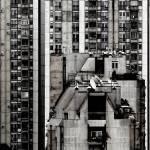 """""""Gray Building in Belgrade"""" by studiodestruct"""