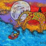 """Land Meets Sea"" by juliryan"