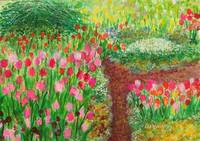 Tulips and The Path