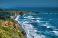 Pacific Coast Shoreline I