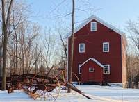 Grist mill, Richfield, Wisconsin