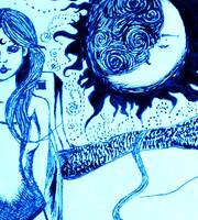 Blue Moon Tarot