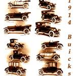 """1914 Buick Automobiles"" by JeffTimmons"
